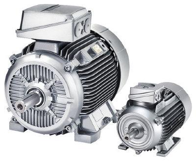 Электродвигатели Siemens 1LE1 дилер и поставщик