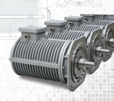 Электродвигатель рольганг транспортер ленточный в наличии