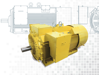 Электродвигатель Menzel c короткозамкнутым ротором