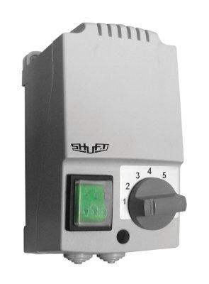 Автоматика управления - Регулятор скоростиПонижающий трансформатор - Регулятор температуры