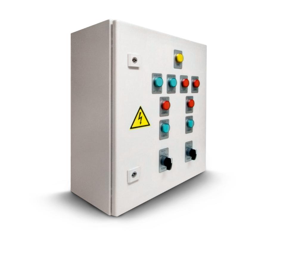 ШУ.Н-И1.0024 0,75 кВт для 2ух насосов