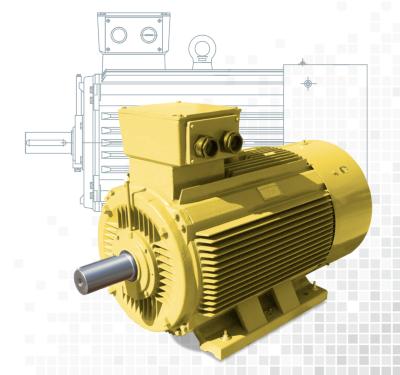 Электродвигатель Menzel общепромышленные